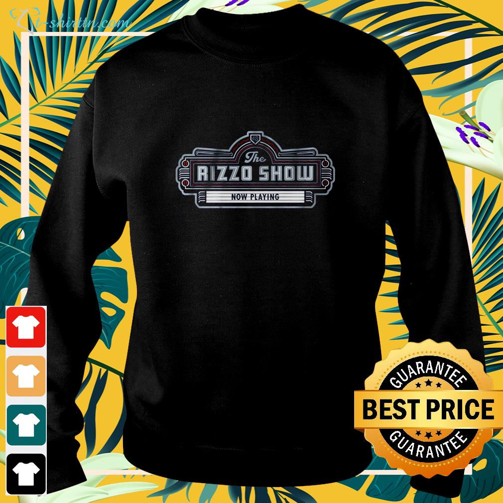 Anthony Rizzo The Rizzo Show now playing sweater