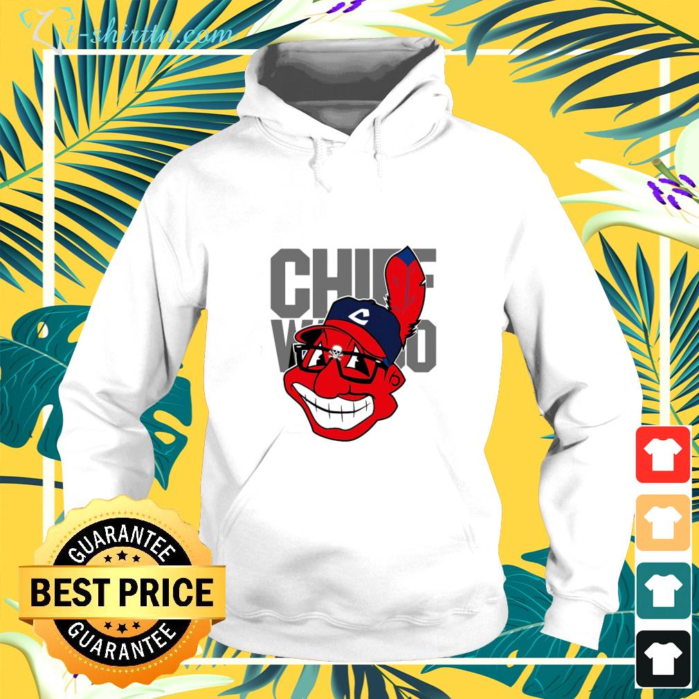 Chief Wahoo Mascot Cleveland Indians hoodie