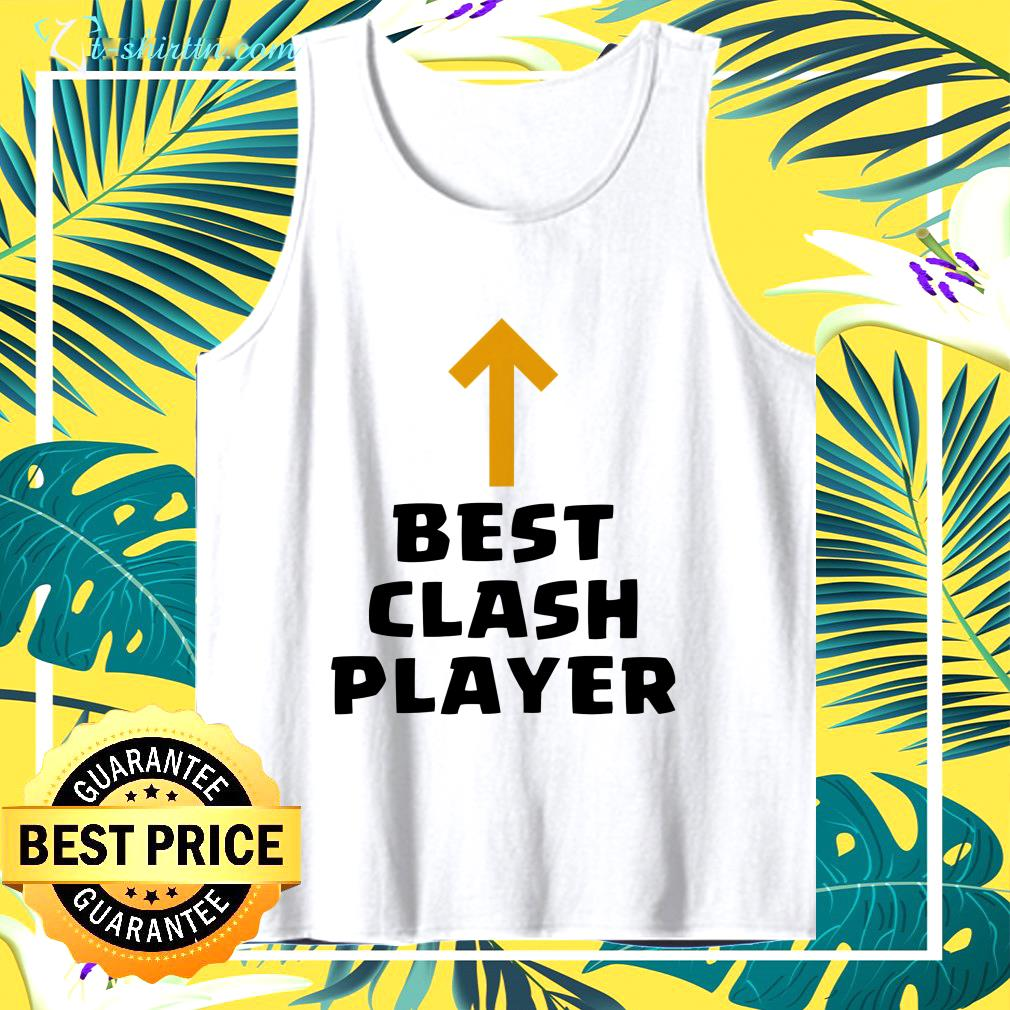 Clash of Clans best Clash player tank top