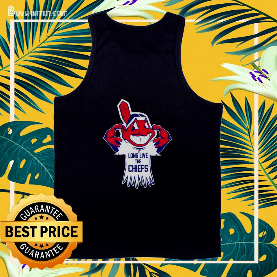 Cleveland Indians Long live the chiefs tank top
