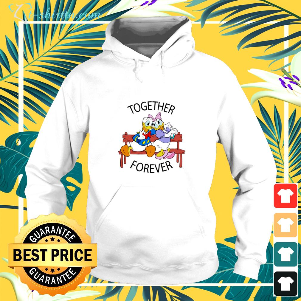 Donald And Daisy Together forever hoodie