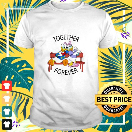 Donald And Daisy Together forever shirt