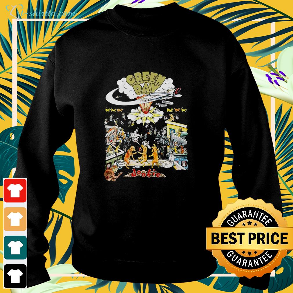 Green Day Dookie sweater