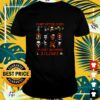 Horror characters I'm not getting older I'm just becoming a classic Halloween shirt