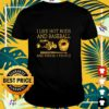 I like hot rods and baseball and maybe 3 people shirt