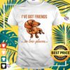 Dachshund I've got friends in low places shirt