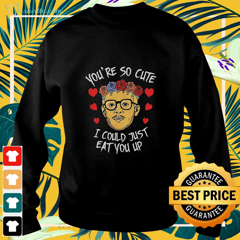 Jeffrey Dahmer you're so cute I could just eat you up sweater