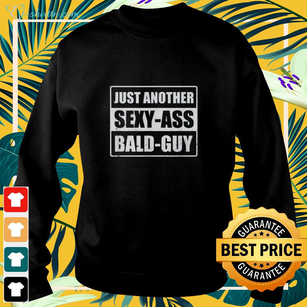Just another sexy-ass bald-guy sweater