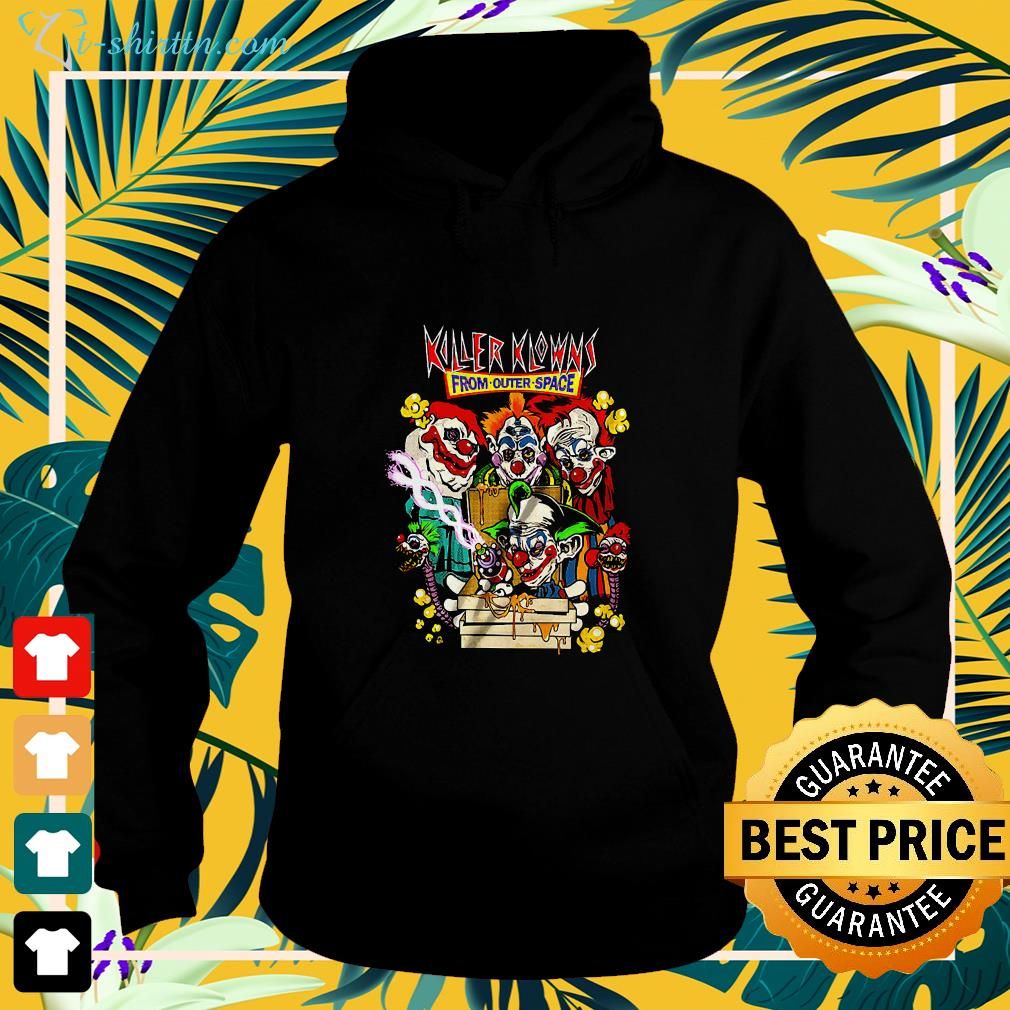 Killer Klowns from Outer Space hoodie