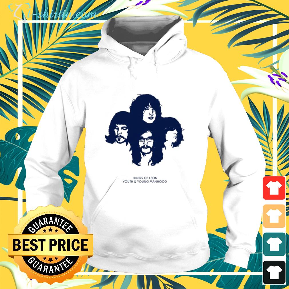 Kings of leon youth and young manhood hoodie