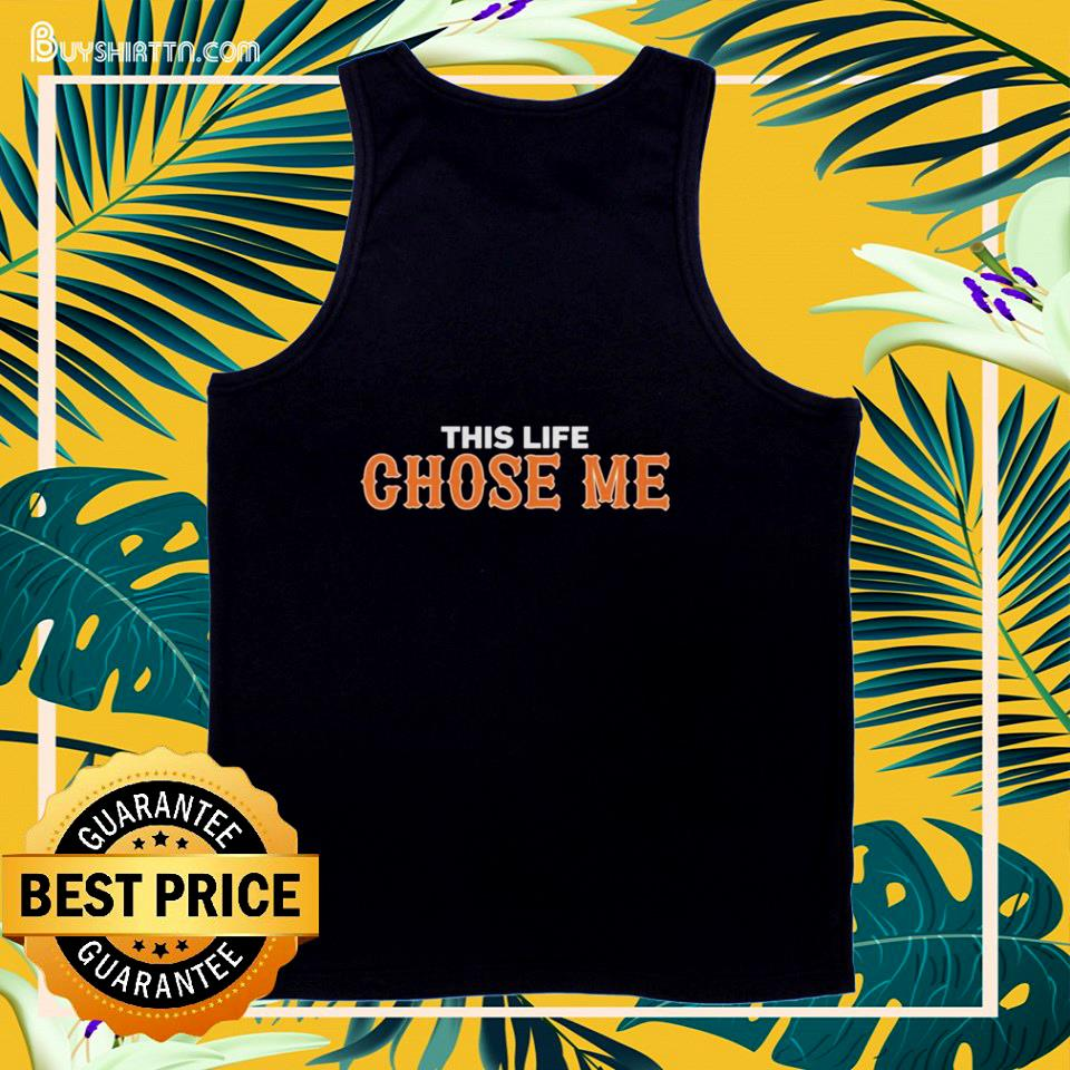 Mets this life chose me tank top