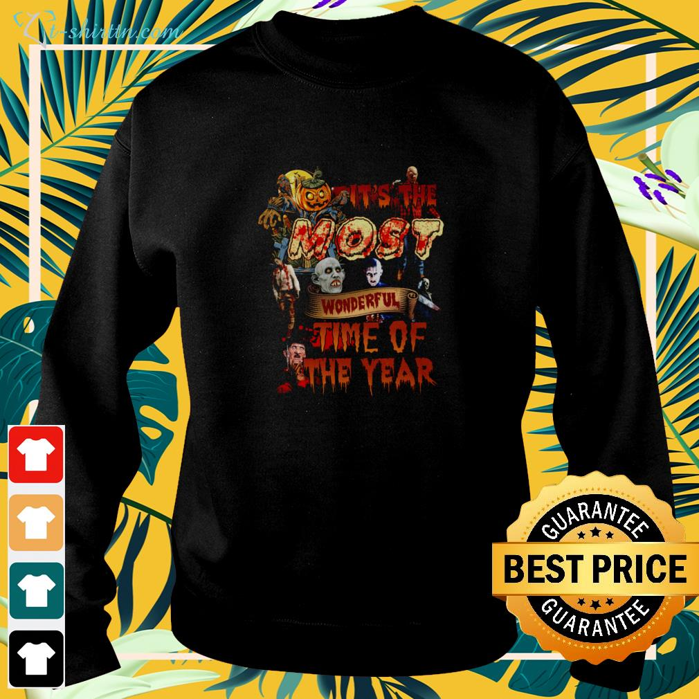 Premium It's the most wonderful time of the year Halloween sweater