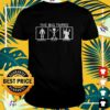 The big three Androids Aliens and Wizards shirt