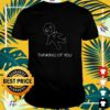 Voodoo Doll Thinking of you shirt