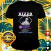 Anthony Rizzo Cubs 2012-2021 signature shirt