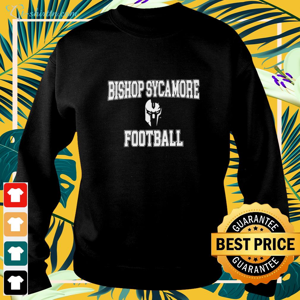 Bishop sycamore football sweater