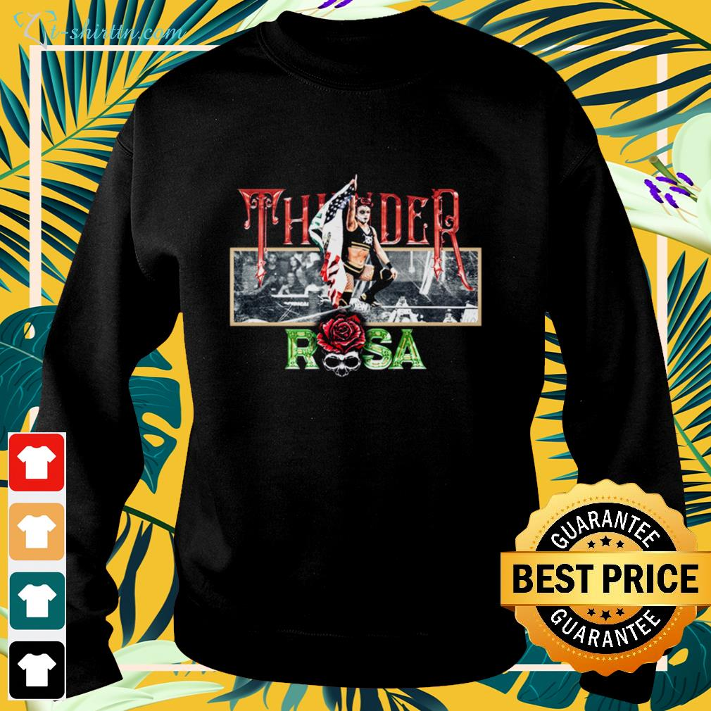 Thunder Rosa Legacy Clotheslined Apparel sweater
